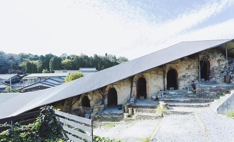 信樂燒明山窑 Ogama image