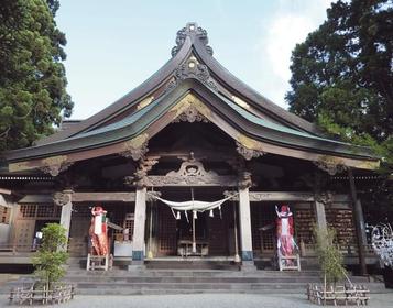 Taiheizan Miyoshi Shrine Sohongu image