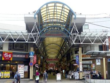 横浜弘明寺商店街 image