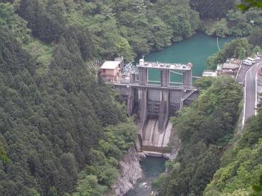 白丸調整池水壩 image