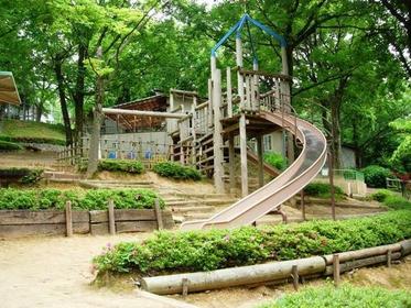 足羽山公园游乐园 image