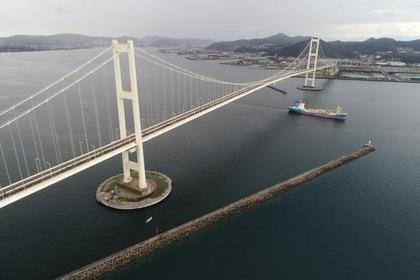 白鳥大橋 image