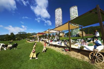 Hoshino resorts TOMAMU Farm image