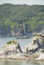 ローソク岩 image