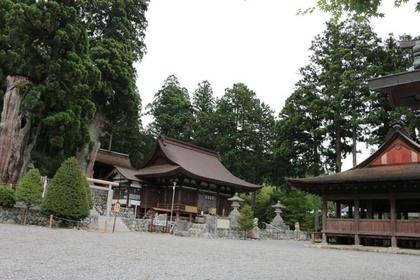 久津八幡宮 image