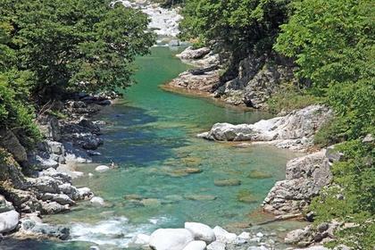 双六渓谷 image