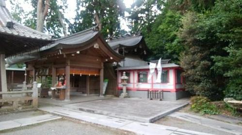 延喜式内 稗田野神社 image