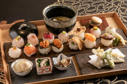手鞠寿司与日本茶 宗田-SOUDEN- image