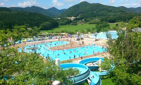 京都府立 丹波自然運動公園 ファミリープール image