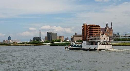 信濃川ウォーターシャトル image