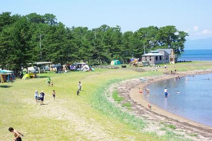 椿山海水浴場(ビーチハウス) image