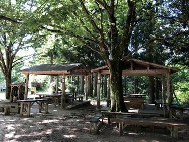 石川県森林公園炊飯広場 image