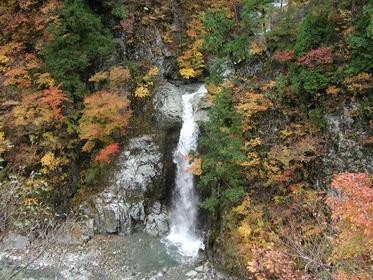 岩底の滝 image