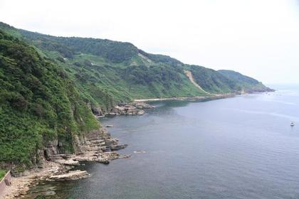 西保海岸 image