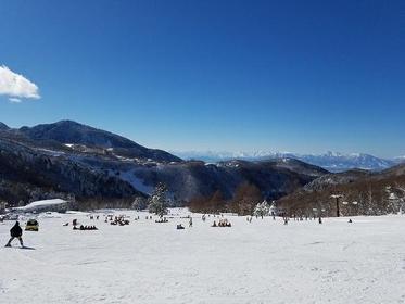 志賀高原中央エリア「ジャイアント・発哺ブナ平・西館山スキー場」 image