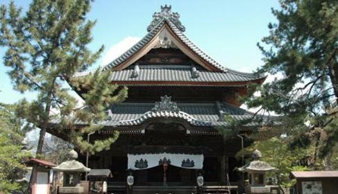 八日堂 信濃国分寺 image