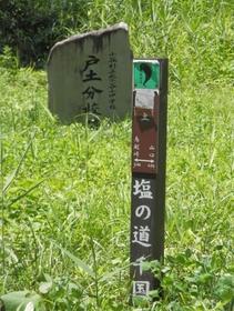 Chikuni Kaido (Salt Road) image
