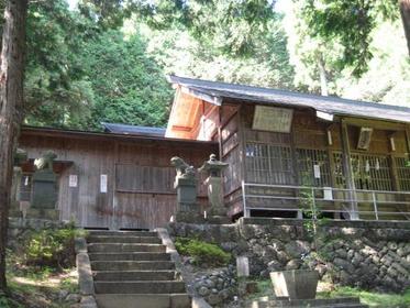 白山神社 image