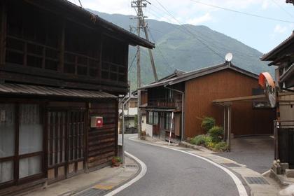 中山道野尻宿 image