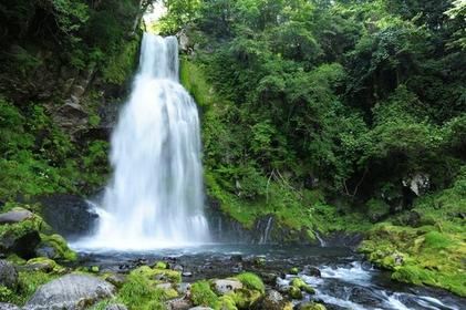 尾ノ島の滝 image
