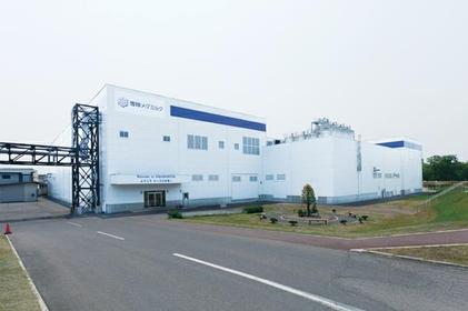 雪印メグミルク なかしべつ工場 image