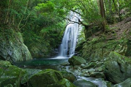 すさみ八景 琴の滝 image