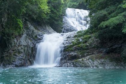 すさみ八景 雫の滝 image