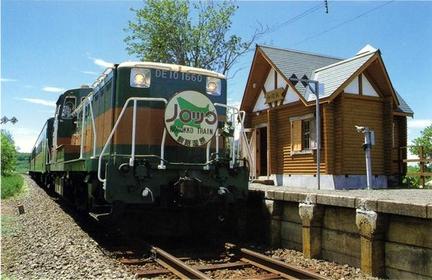 Kushiro Marsh Norokko Train image