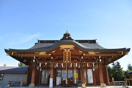 美瑛神社 image