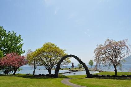洞爺湖 image