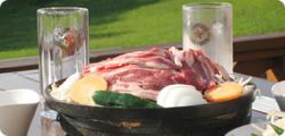 Tsukisappu Jingisukan (Mongolian-style Mutton Barbecue) Club image