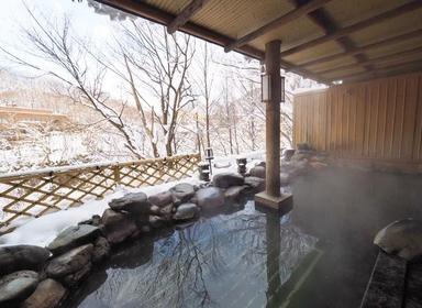 Jozankei hot spring image