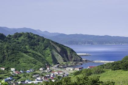 積丹岬 image