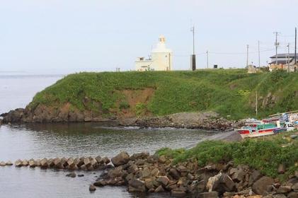 纳沙布岬灯塔 image