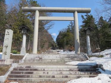 上川神社 image
