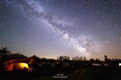 """""""Hoshioka""""""""Hoshi ni Te no Todoku Oka"""""""" Campground"""" image"""