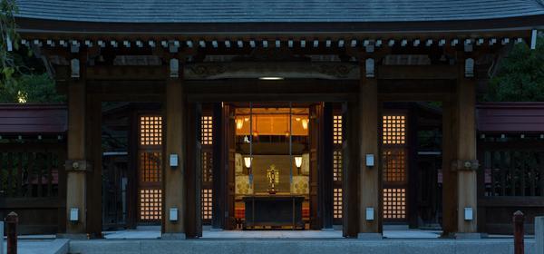 警固神社 image