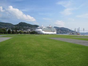 나가사키 미즈벤노모리 공원 image