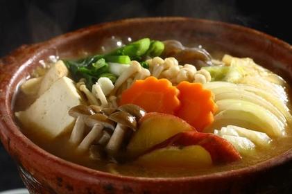 京都大原的味噌鍋專賣店 雲井茶屋 image