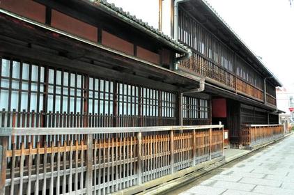 角屋MOTENASHI文化美術館 image