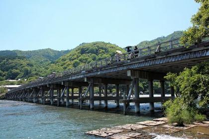 渡月橋 image