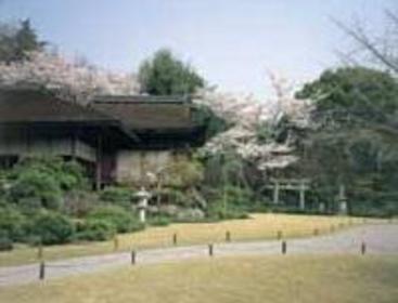 大河內山莊庭園 image