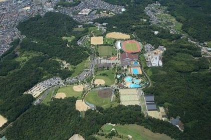 京都府立山城综合运动公园(太阳之丘) image