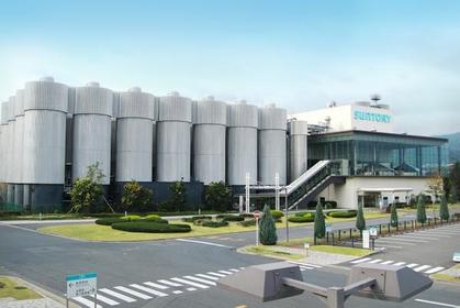 サントリー<天然水のビール工場>京都ブルワリー image
