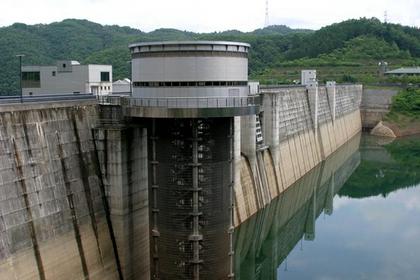 히요시 댐 image