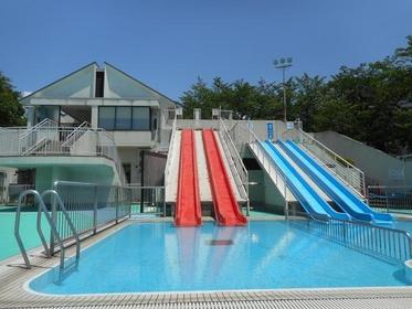 伏见港公园泳池 image