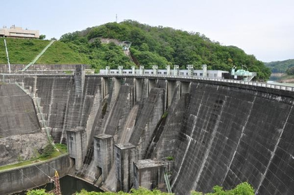 高山ダム image