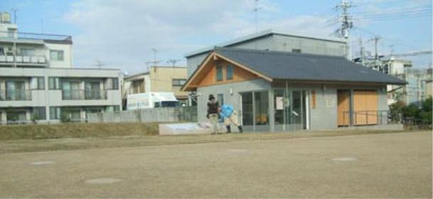 朝堂院公園 image