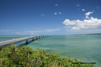 Irabu-ohashi Bridge image