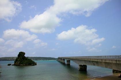 古宇利大橋 image